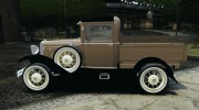 Ford Model A Pickup 1930 for GTA 4 miniature 2