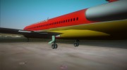 Boeing 727-100 Braniff International for GTA Vice City miniature 8