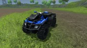 Lizard ATV for Farming Simulator 2013 miniature 1