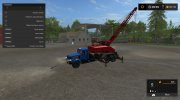 КрАЗ-257 КС-4561 версия 1.0 for Farming Simulator 2017 miniature 3
