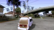 Toyota Hiace Vanning for GTA San Andreas miniature 4