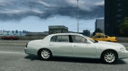 Lincoln Town Car 2006 v1.0 for GTA 4 miniature 5