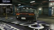 Nissan 240SX Tunable for GTA 5 miniature 13
