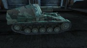 Wespe от sargent67 для World Of Tanks миниатюра 5