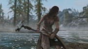 Runed Nordic Weapons для TES V: Skyrim миниатюра 7