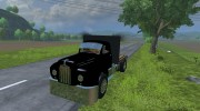 Mack B63 Flatbed for Farming Simulator 2013 miniature 1