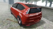 Citroen C4 Coupe Beta для GTA 4 миниатюра 3