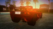 McLaren F1 LM for GTA Vice City miniature 3