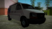 GMC Savanna Top Fun for GTA Vice City miniature 2