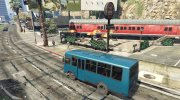 PAZ 3205 for GTA 5 miniature 4