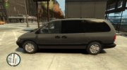 1996 Plymouth Grand Voyager for GTA 4 miniature 2