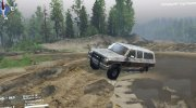 Chevrolet Suburban 1989 for Spintires 2014 miniature 3