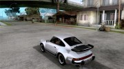 Porsche 911 Turbo 1982 for GTA San Andreas miniature 3