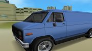 GMC Vandura G-15 1983 v1.1 for GTA Vice City miniature 2
