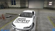 Декаль Grip Enemy for Street Legal Racing Redline miniature 2