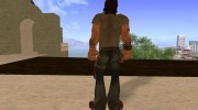 Jake Conway (Ride to Hell: Retribution) для GTA San Andreas миниатюра 3