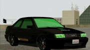 GTA 5 Karin Futo - Monster Energy for GTA San Andreas miniature 3