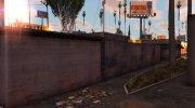East LS Alley - Retextured for GTA San Andreas miniature 1