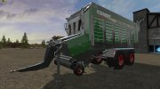 Прицеп подборщик Varioliner 2440 for Farming Simulator 2017 miniature 1