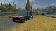 Kenworth Spray Rig for Farming Simulator 2013 miniature 10