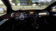 Audi S4 + интерьер for Euro Truck Simulator 2 miniature 6