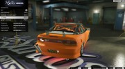 Nissan 240SX Tunable for GTA 5 miniature 30