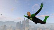 Green Lantern - Franklin 1.1 for GTA 5 miniature 4