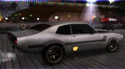 Ford Maverick 1977 для GTA San Andreas миниатюра 2