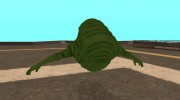 Slimer From Ghostbusters для GTA San Andreas миниатюра 3