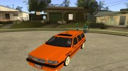 Volvo 850 R Taxi for GTA San Andreas miniature 1