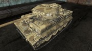 Шкурка для PzKpfw VI Tiger для World Of Tanks миниатюра 1