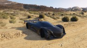Mazda Furai for GTA 5 miniature 1