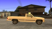 GMC Sierra 2500 for GTA San Andreas miniature 5