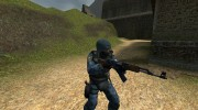 Russian Police (OMON) GSG9 для Counter-Strike Source миниатюра 1