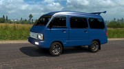 Suzuki Carry for Euro Truck Simulator 2 miniature 4