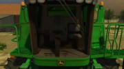 John Deere 9770 STS для Farming Simulator 2013 миниатюра 4