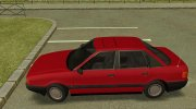 AUDI 80 B3 for GTA San Andreas miniature 4