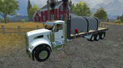 Kenworth Spray Rig for Farming Simulator 2013 miniature 2