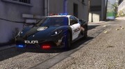 Ferrari F430 Scuderia Hot Pursuit Police для GTA 5 миниатюра 2