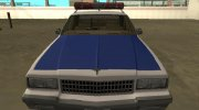 Chevrolet Caprice 1987 NYPD Transit Police for GTA San Andreas miniature 8