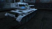 Шкурка для AMX 13 90 для World Of Tanks миниатюра 4
