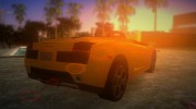 Lamborghini Concept S for GTA Vice City miniature 3
