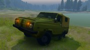УАЗ-3907 Ягуар for Spintires 2014 miniature 2