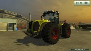Claas Xerion 5000 for Farming Simulator 2013 miniature 1