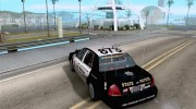 Ford Crown Victoria Police for GTA San Andreas miniature 3