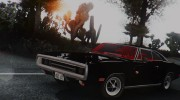 1970 Dodge Charger R/T 440 (XS29) для GTA San Andreas миниатюра 4