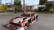 Ford Zakspeed Capri Mk3 (1978-1983) for GTA San Andreas miniature 1