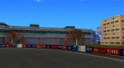 F1 Shanghai International Circuit для GTA San Andreas миниатюра 7