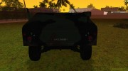 HMMWV M-998 1984 for GTA Vice City miniature 4