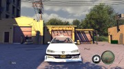 Peugeot 406 Taxi for Mafia II miniature 11